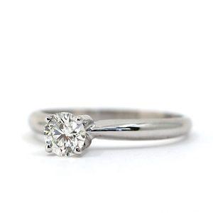 0.47 Carat Diamond GIA Engagement Ring